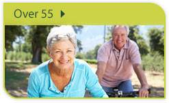 bank accounts for over 55s