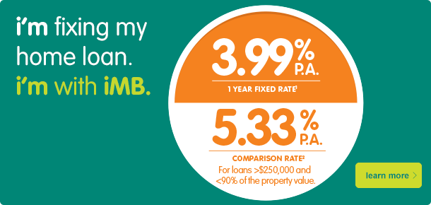imb fixed home loan