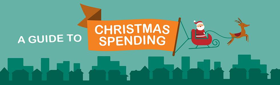Christmas spending on a budget