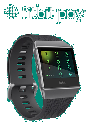 Fitbit Pay - IMB Bank